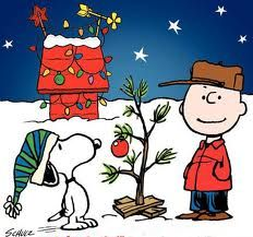 As much as i love Charlie Brown's Christmas tree, I want a HUGE tree every year