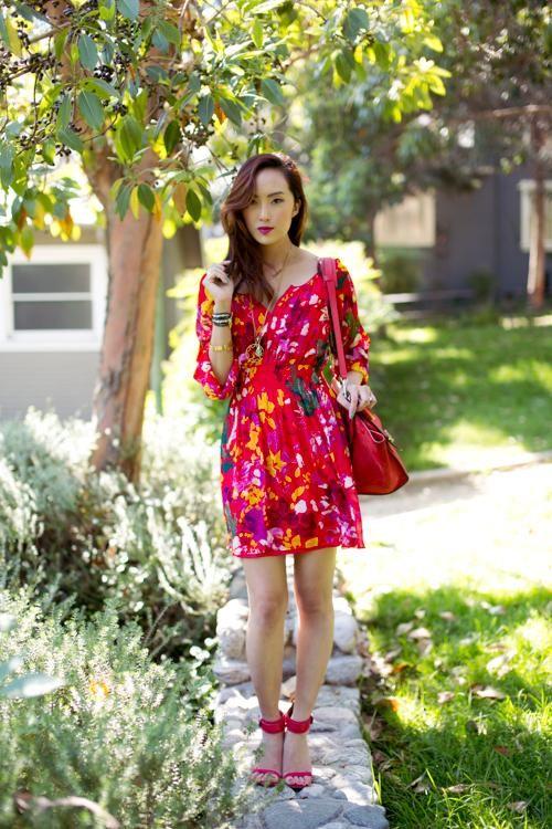 Váy xinh cho nàng công sở mùa thu