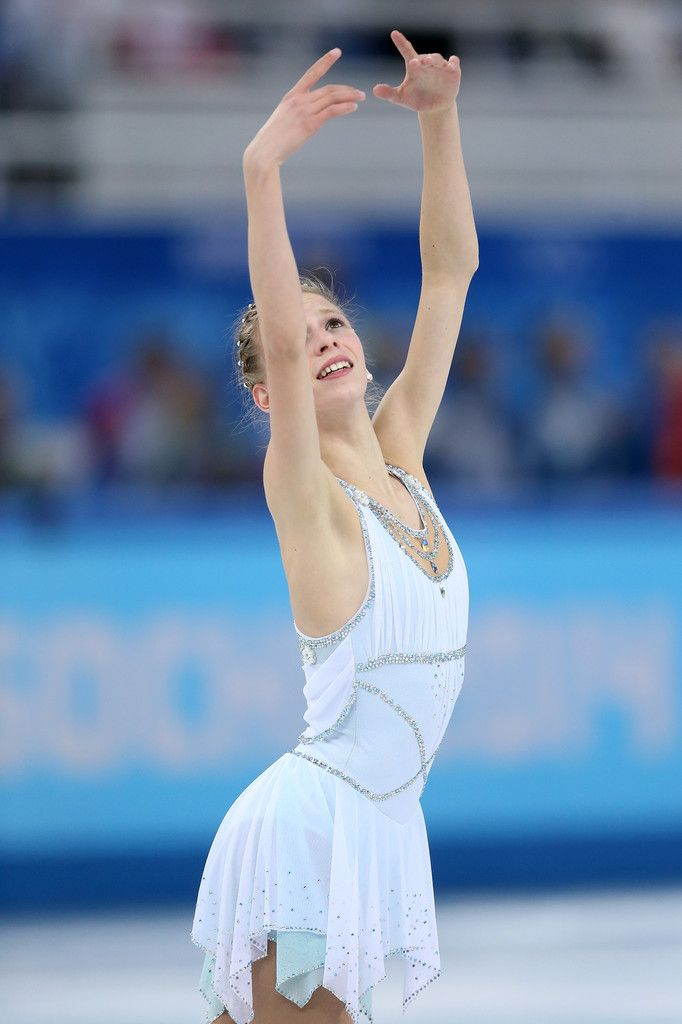 Polina Edmunds Photos: Winter Olympics: Figure Skating
