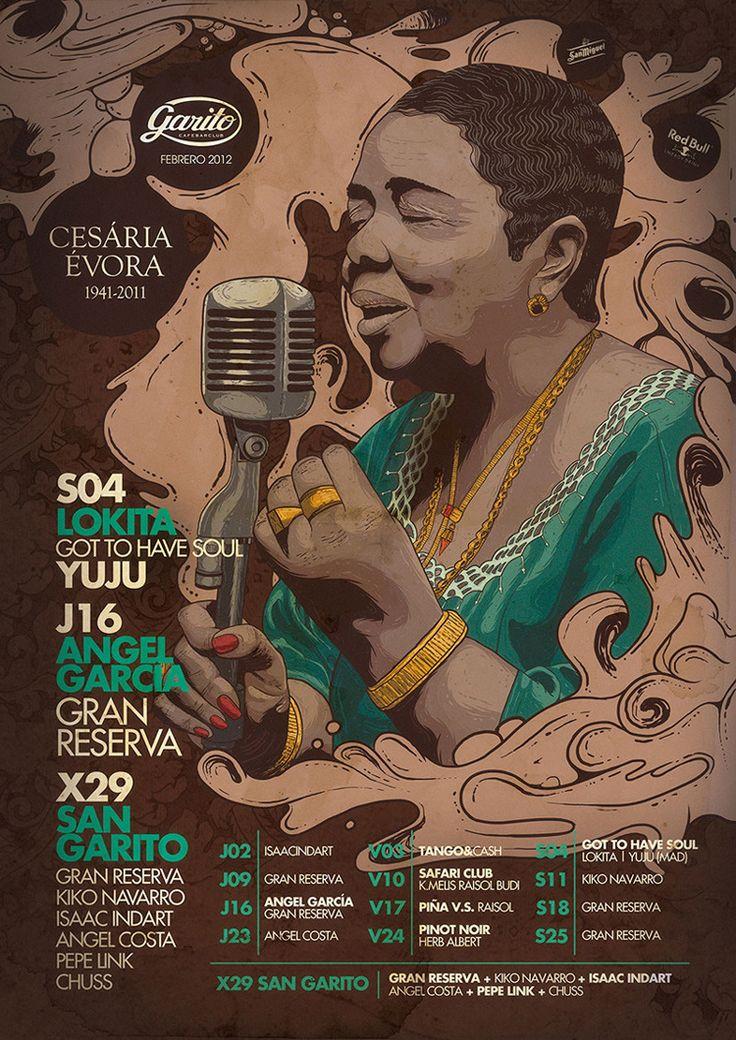 GARITO CAFÉ by Alberto Ojeda