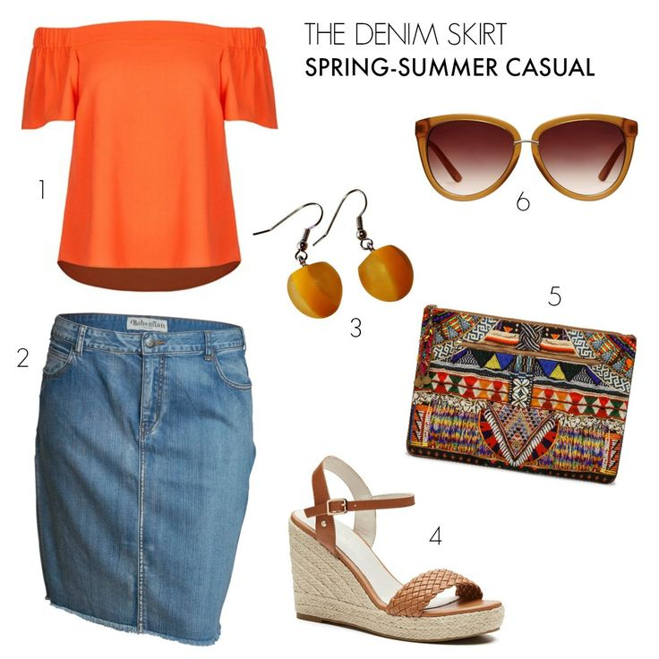 Dressing casually can still look smart. Be inspired by everyday women and these 3 casual outfits to take you from spring to summer in style.