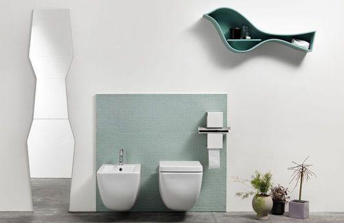 Distributore di carta igienica da parete / in acciaio inox INTEAM by Ariane März ex.t