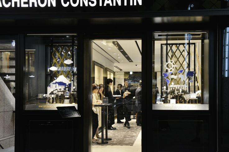 Vacheron Costantin partnership event in Tokyo Vacheron Constantin and VBC present the new exclusive watches collection in Tokyo. #VBC #VacheronConstantin #Tokyo