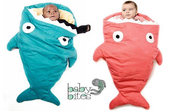 Sacos de dormir para bebés de Baby Bites