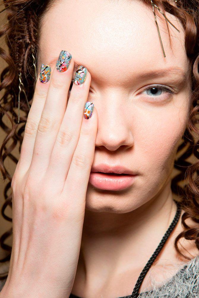 Directo desde las fashion weeks: 16 nail arts que tienes que ver ¡y probar ya!