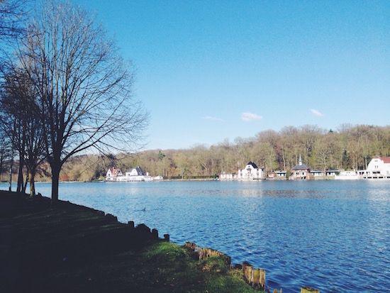 Lake Genval - Genval, Belgium