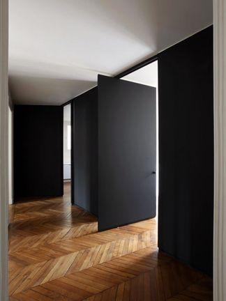 Porta preta