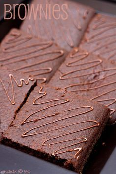 Eggless Nutella Brownies... I'm sure there's a way to do this gluten/dairy free as well