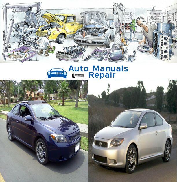 Toyota Scion 2006 2007 Service Manual Repair PDF online Instant Download. Lowest price download original service manual workshop Toyota Scion 2006 2007