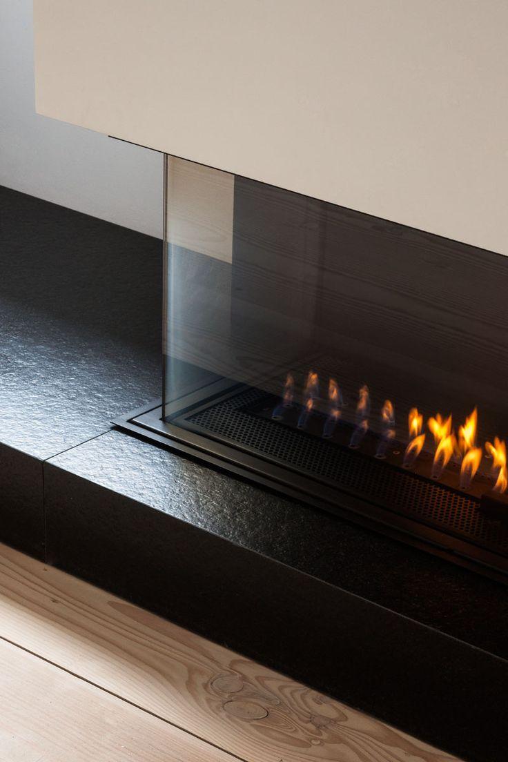 Interior Design — Minimal Fireplace