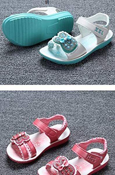 01320e190 OHmais Enfants Filles Chaussure cérémonie Ballerines à Bride Fête  Demoiselle d honneur Mariage Escarpin à