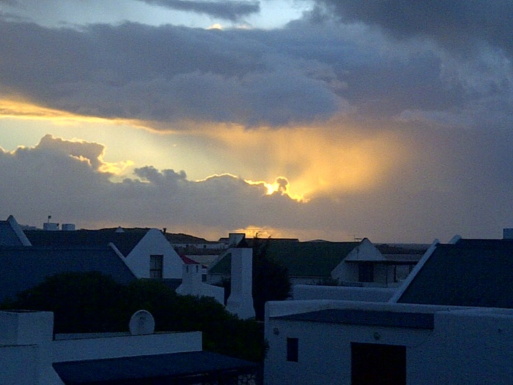 another beautiful moment in Paternoster