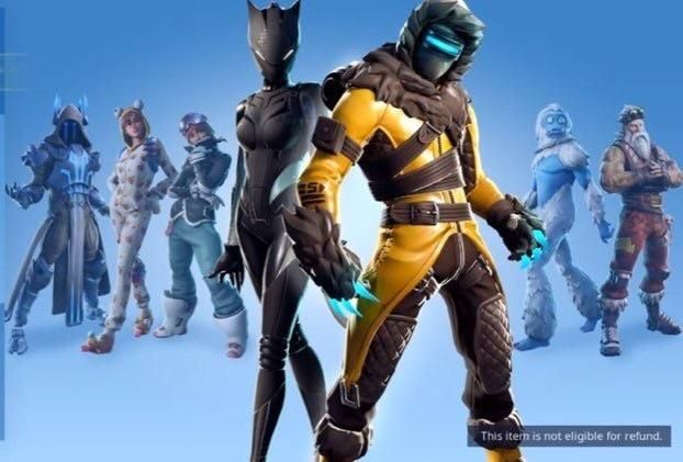 Fortnite Season 7 Battle Pass Trailer Fortnite