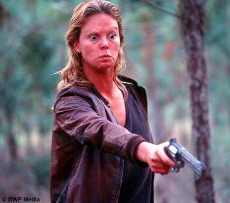 #AngryLemon Charlize Theron