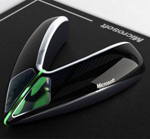 Marcial Ahsayane has just announced a new concept of mouse called eVouse Mouse Pen. This mouse concept has a v-shaped design with futuristic illuminated green light on every movement, an action but…