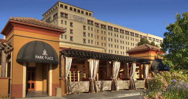 Cypress Hotel, Cupertino CA