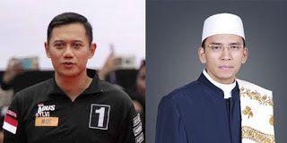 Internal Partai Demokrat tengah gencar mendorong putra sulung Susilo Bambang Yudhoyono (SBY), Agus Harimurti Yudhoyono (AHY) maju dalam Pil...