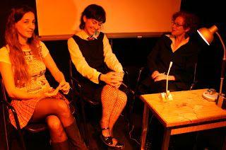 confesionariosoyyo: Cecilia Szperling (yo) en algunos momentos
