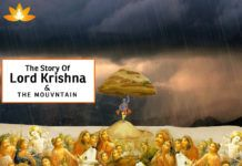 The fifth day of Diwali is celebrated as Govardhan Puja & Badi Diwali. This falls on 10th October 2017. Lord Krishna on this day had lifted entire Govardhan hill on his little finger to save the villagers from heavy rains.