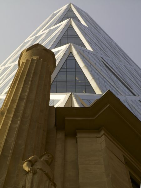 Hearst Tower, New York, USA 2001−2006 | © Foster + Partners / Nigel Young