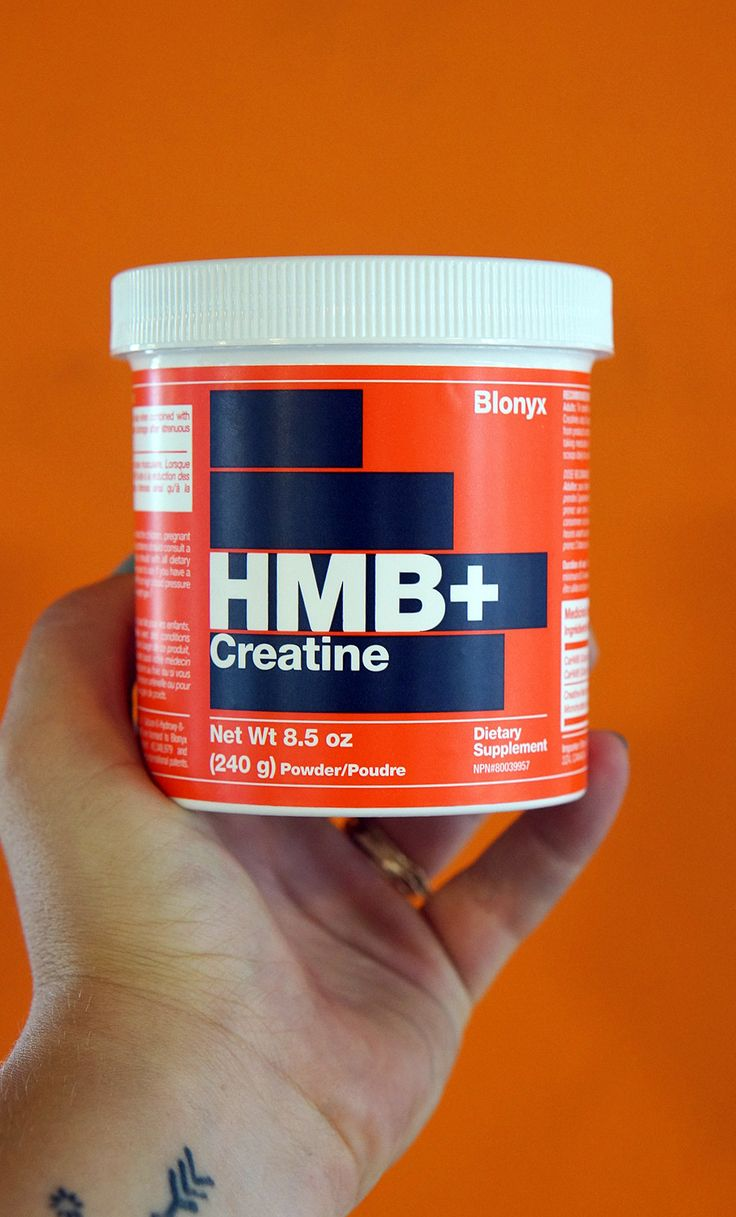 """HMB+Creatine review: """"Overall, I feel like Blonyx created a high quality product that works and doesn't have any BS """"proprietary"""" mixes. I felt great before, during, and after my workout sessions. I didn't notice any adverse effects, either."""""""