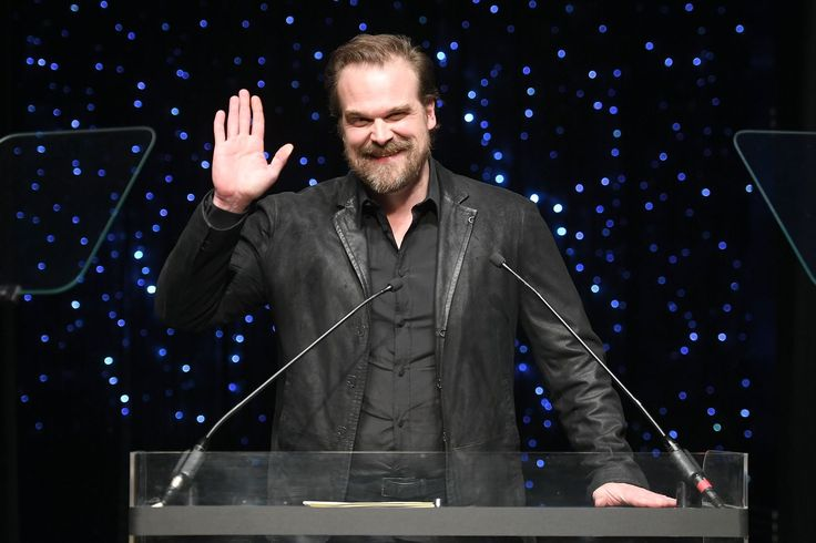 Hellboy is getting an R-rated reboot with Stranger Things star in leading role    Big red is coming back to the big screen in a planned R-rated reboot of the Hellboy series. Hellboy creator Mike Mignola confirmed the news on Facebook, specifying that the reboot would be directed by   https://www.theverge.com/2017/5/9/15589120/hellboy-reboot-movie-stranger-things