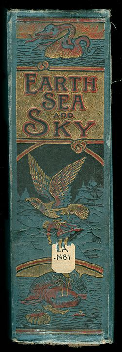 ≈ Beautiful Antique Books ≈ Earth, sea and sky - Catalog - UW-Madison Libraries