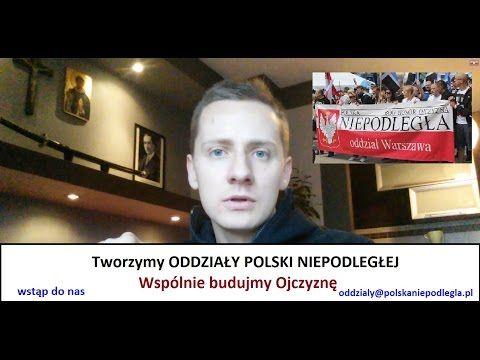 Tworzymy ODDZIAŁY POLSKI NIEPODLEGŁEJ. Wspólnie budujmy Ojczyznę - Jacek Międlar TV (20) - YouTube