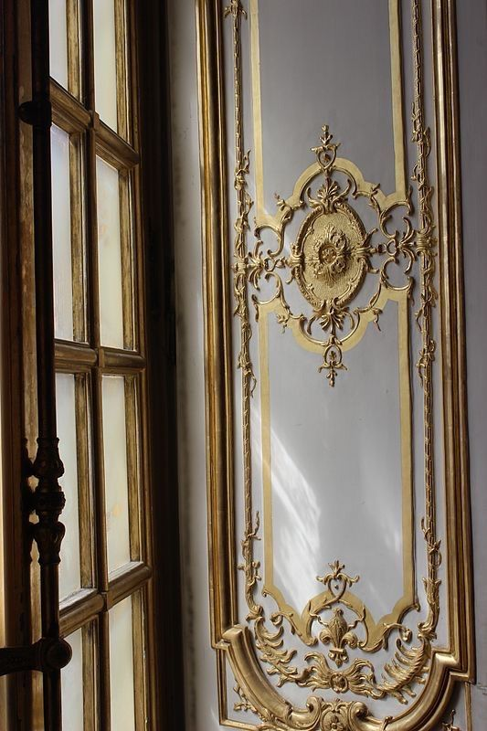 Versailles Wall Panel Classic Interior Decor French Walls