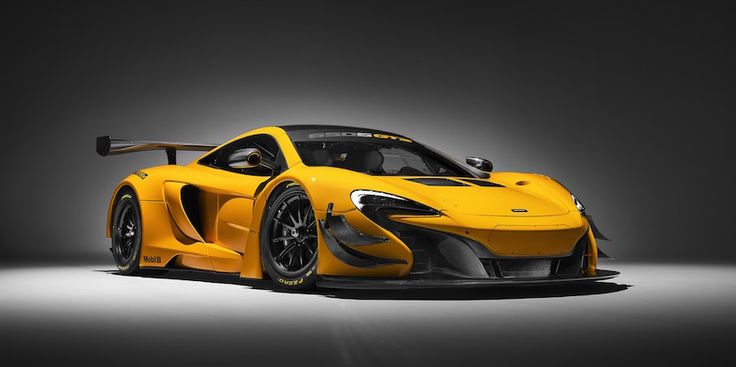 McLaren 650S GT3 2016, se renueva el arma para circuitos - http://www.actualidadmotor.com/mclaren-650s-gt3-2016/