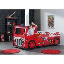 lit pompier