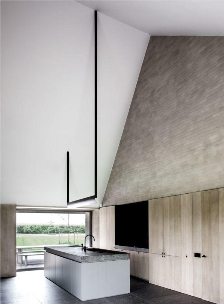 # Architecture In # Belgium   #Kitchens By Vincent Van Duysen. Ph