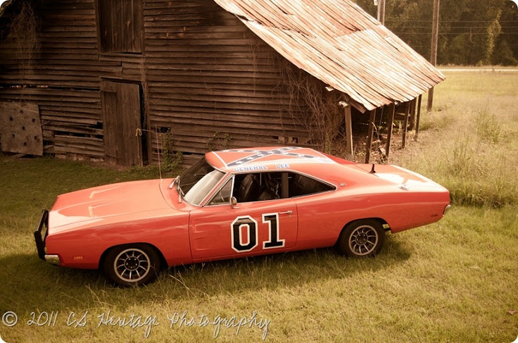 the general lee takes - photo #32