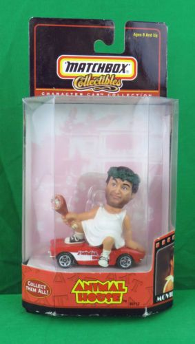 1999-Mattel-Matchbox-COLLECTIBLES-CHARACTER-CAR-Animal-House-John-Belushi