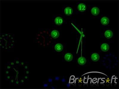 Free Moving Screensavers | Moving Clock Screensaver 1.1.1.12 Download