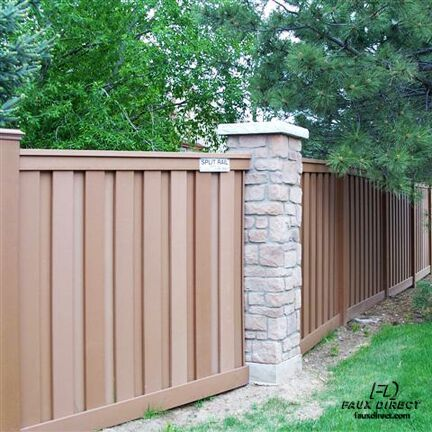 Create a Fence With Character