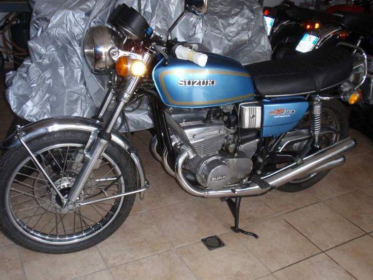 Suzuki gt vendo - scambio