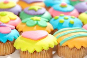 marshmallow fondant icing: Fondant Ice, Decor Cupcakes, Cakes Ideas, Cupcakescupcak Decor, Marshmallows Fondant, Cups Cakes, Cupcakes Rosa-Choqu, Cupcakes Fondant, Fondant Cupcakes