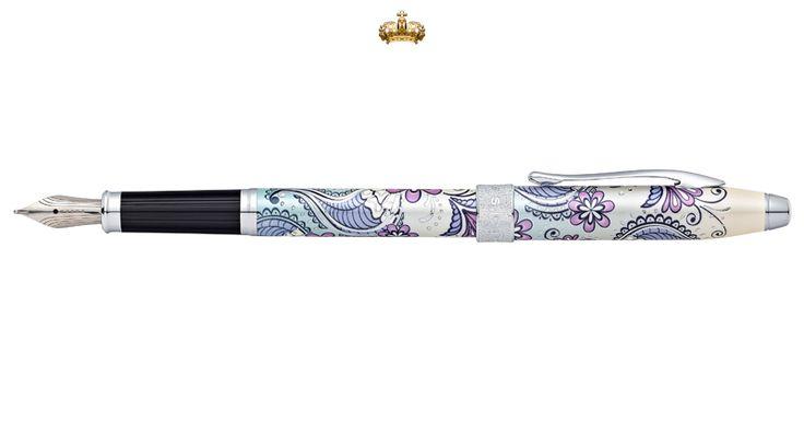 Cross Botanica Purple Orchid Fountain Pen