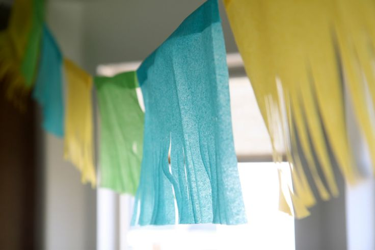 diy mexican party decorations - Google Search
