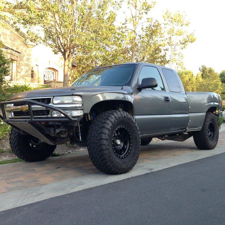 Chevy Silverado Prerunner For Sale