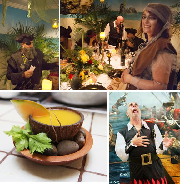21 Best A Pirate Murder Mystery Game. Images On Pinterest