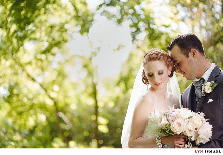 Nithridge Estate Wedding | Abbey and Matt | redhead bride | pink, white, cream bouquet