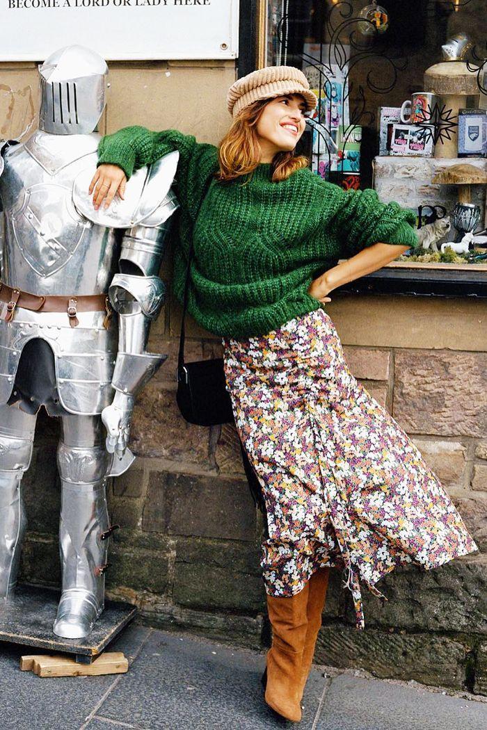 8 Roupas de outono perfeitas que nossos amigos da moda parisiense usaram esta semana   – Outfit