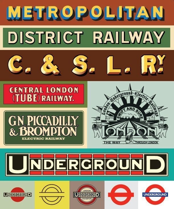 Commemorating the London Underground