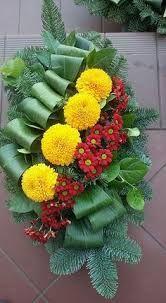 Resultado de imagem para florystyka funeralna aranżacja