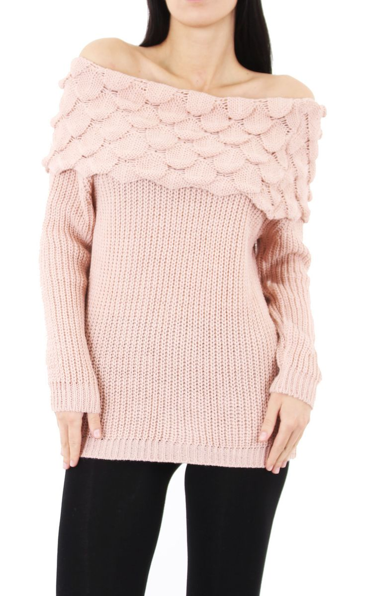 Love Winter!! with this stylish chunky knit jumper dress. Great to style with over the knee boots or style with a pair of jeans and ankle boots. Must have for any winter wardrobe. PLEASE NOTE PICTURE SHOWN IS SHORT VERSION EXCEPT LAST IMAGE SHOWING COLOUR VARIATION IS ACTUAL LENGTH. LENGTH IS JUST ABOVE THE KNEE …