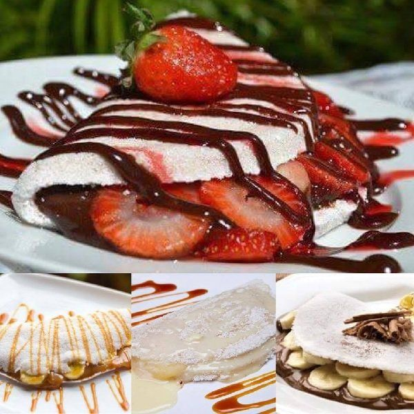 Aprenda Como Fazer Tapioca Doce Fácil para a sobremesa, com uma variedade de recheios que vai agradar toda a família. Experimente!