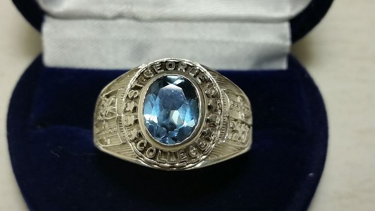 ST Georges College Class Graduation Ring Jamaica [STGCRING] - $0.00 : The Wright Jewels, Custom Made Orders and Class Rings