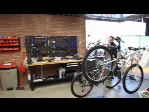 Vídeo descriptivo de The Ciclery, Specialized Concept Store en Sant Fruitós de Bages, Barcelona.